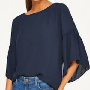 New With Tag--NWT Ann Taylor Loft women Top XSP
